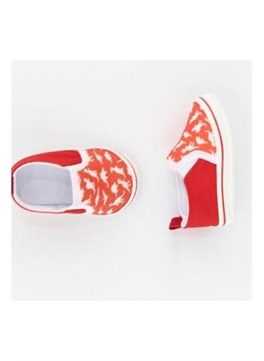 First Step İlk Adım Ayakkabı G2092 Kırmızı
